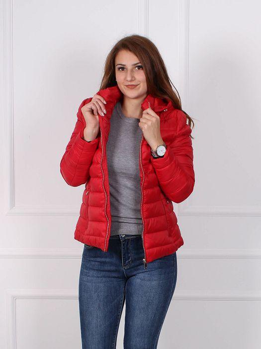 Jakna style crvena