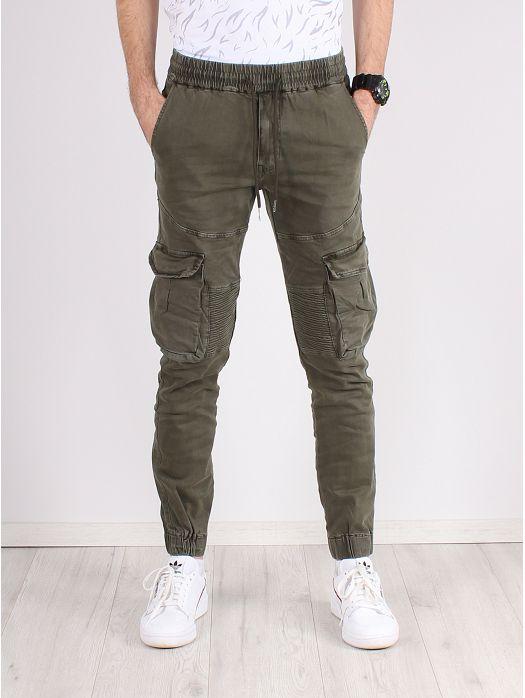 Keper hlače Max zelene