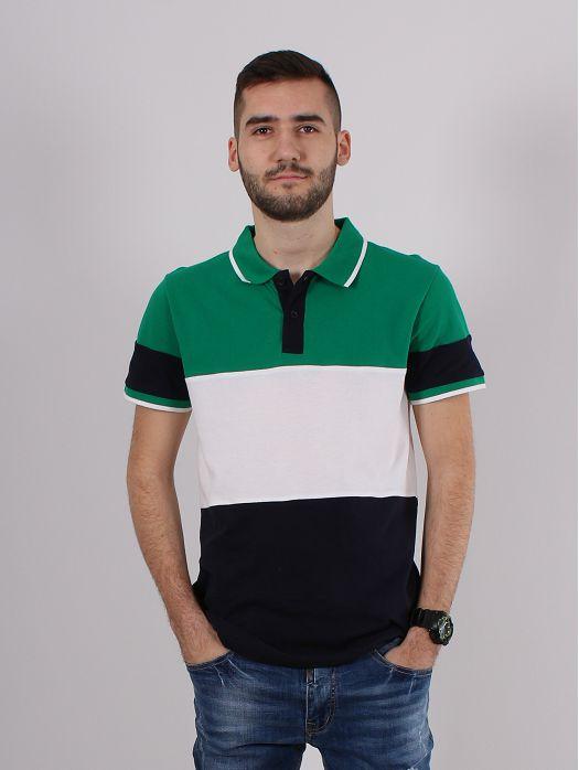 Majica Glo zelena