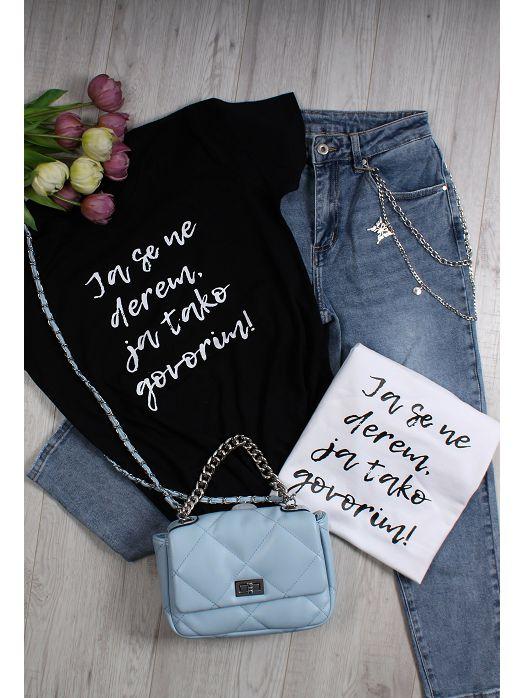 Majica Ja se ne derem
