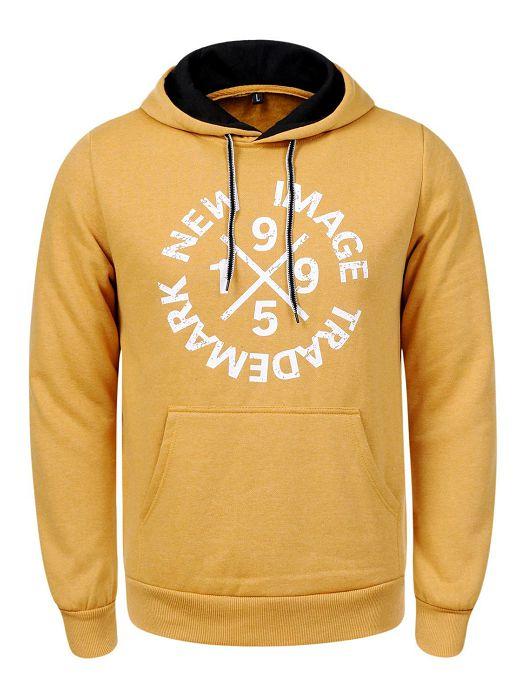 Majica Mark žuta