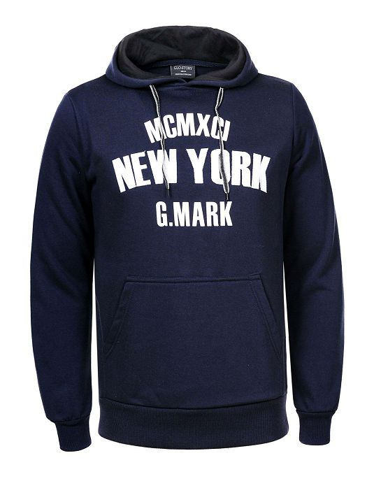 Majica New York plava #2