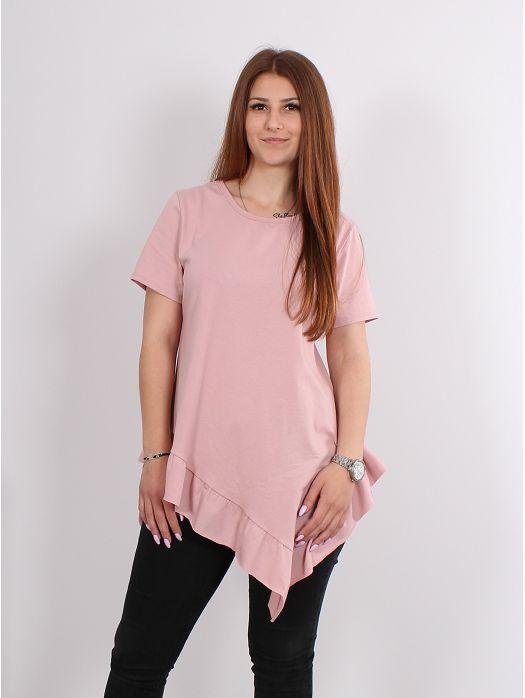 Majica Sara asimetrična