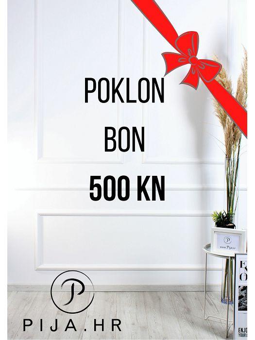 Poklon bon 500 kn