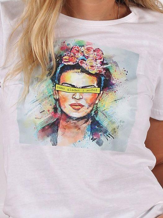 Majica Samo gledati možeš
