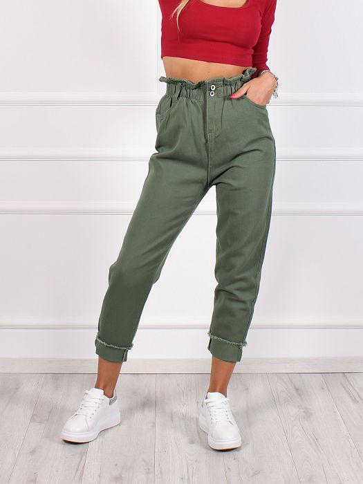 Traper hlače Star zelene