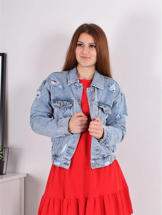 Traper jakna Style