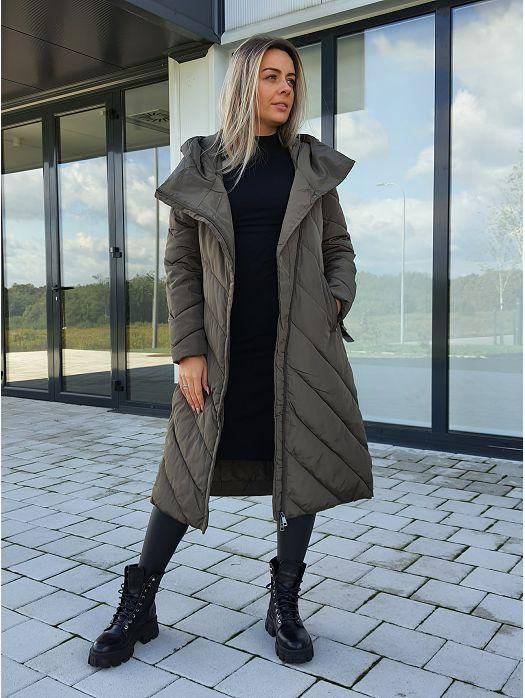 Zimska jakna Agata zelena